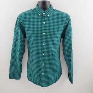 J crew plaid dress shirt I51